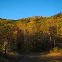 Mt Monadnock at Twilight