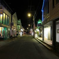 Provincetown at Night