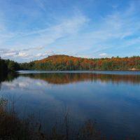 The Quabbin Reservoir