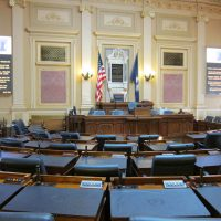 State Legislature Meeting Chambers