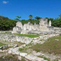 El Rey Mayan Ruins