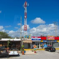 Oxxo in Tulum