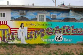 Tucumcari Land of Enchantment