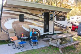 RV Patio Accessories