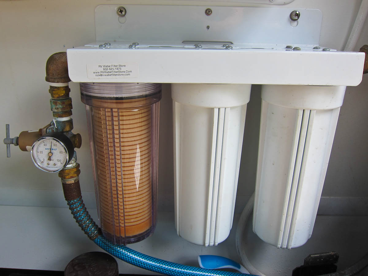 The Complete Guide to RV Water Filtration - Trek With Us
