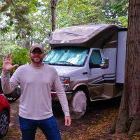 Our LaConner Campsite