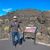 Rich with Lava Butte