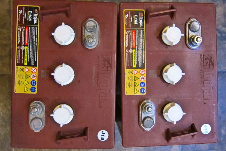 Trojan T-105 Batteries