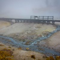 Bumpass Hell Boardwalks