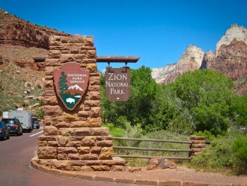 Tips For Visiting Zion National Park by RV