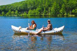 Sea Eagle SE370KP Inflatable Kayak Review