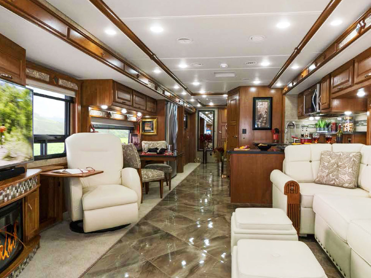 8 Keys to Choosing the Right RV Floor