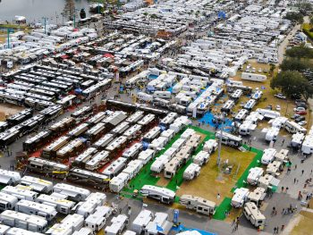 6 Tips For Getting The Most Out Of An RV Show In The Least Amount of Time