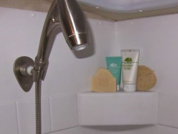 Why You Need an Oxygenics ShowerHead in Your RV