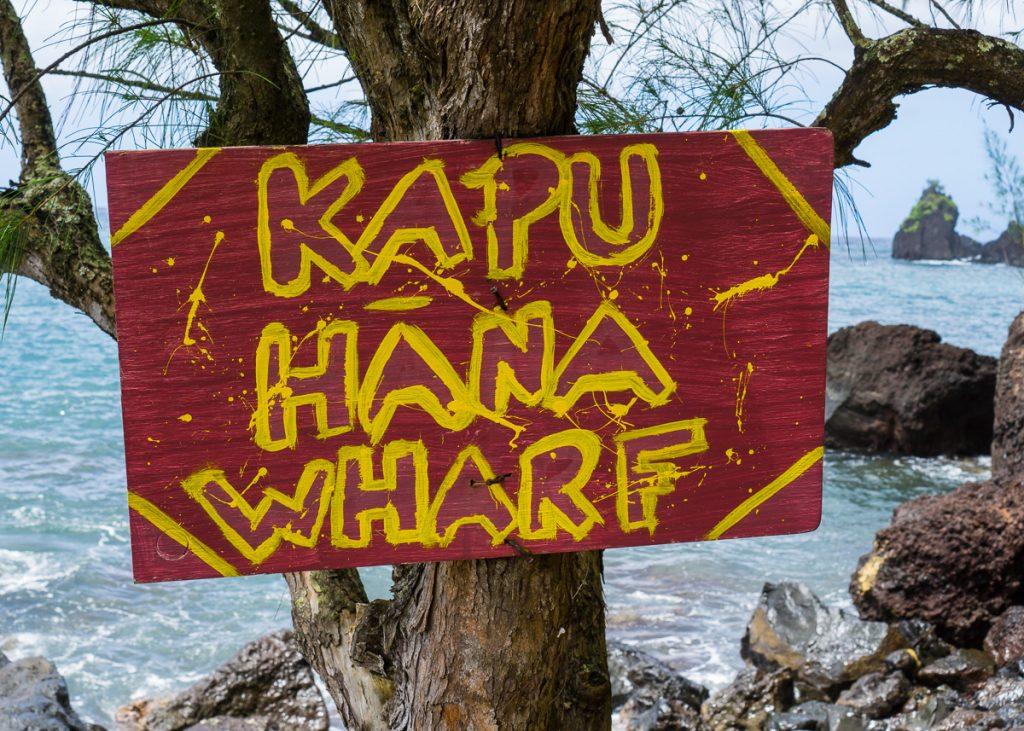 The Hana Wharf